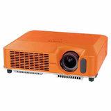 Hitachi ED-X10 - 1600x1200 - 16:9 - VGA - Composite - S-Video - Oranje_