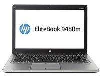HP EliteBook 9480m - Core i5-4210U - 8GB - 256GB SSD - 14