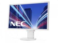 NEC EA244WMi - 24 inch - 1920x1200 - 16:10 - DisplayPort - DVI-D - HDMI - VGA - WIT