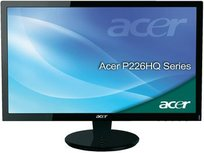 B-KEUZE - Acer P226HQV - 22 inch - 1920x1080 - 16:9 - DVI-D - VGA - Zwart