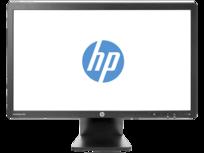 HP E231 - 23 inch - 1920x1080 - 16:9 - DP - DVI-D - VGA - Zwart