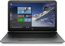HP 17-g101nd - Intel N3700 - 4GB - 1TB HDD - DvDRW - 17.3 inch - Windows 10