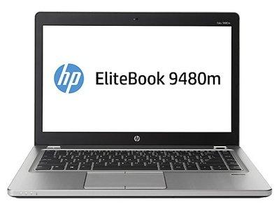 """HP EliteBook 9480m - Core i5-4210U - 8GB - 256GB SSD - 14"""" HD - Windows 10 Pro"""
