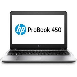 """HP 450 G4 - Core i5-7200U - 8GB - 256GB SSD - DvDRW - 15.6"""" FHD - Windows 10 Pro"""