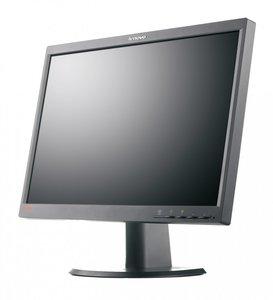 Lenovo LT2252p - 22 inch - 1680x1050 - VGA, DisplayPort, DVI-D - 16:10 - Zwart