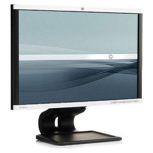 HP LA2205wg - 22 inch - Zwart/Zilver - DVI-D / VGA DP - 1680x1050