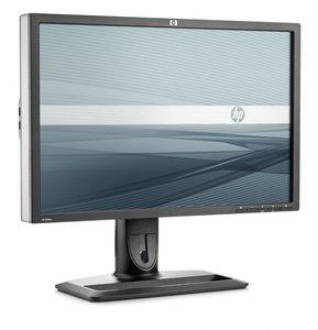 HP ZR24w - 24 inch - 1920x1200 - 16:10 - DisplayPort - DVI-D - VGA - Zwart
