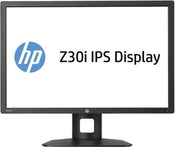 HP Z30i - 30 inch - 2560x1600 - 16:10 - DisplayPort - HDMI - DVI-D - VGA - IPS - Zwart