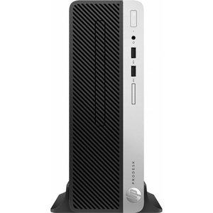 HP 400 G5 SFF - Core i3-8100 - 4GB - 128GB SSD - DVDRW - Windows 10 Pro