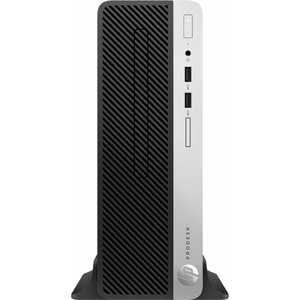 HP 400 G5 SFF - Core i5-8500 - 4GB - 256GB SSD - DVDRW - Windows 10 Pro