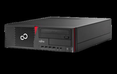 Fujitsu Esprimo E720 E90+ SFF - G3220 - 4GB - 120GB SSD -  Windows 10 Pro
