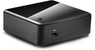Intel NUC - Core i3-3217U - 4GB - 120GB SSD - Windows 10 Pro