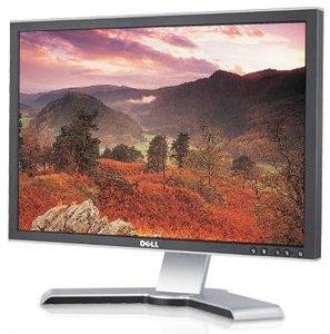 B-KEUZE: DELL UltraSharp 2208WFP - 22 inch - 1680x1050 - VGA - DVI-D - 16:10 - Zwart/Zilver