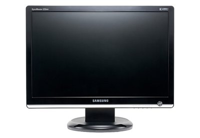 Samsung 223BW - 22 inch - 1680x1050 - 16:10 - DVI-D - VGA - Zwart