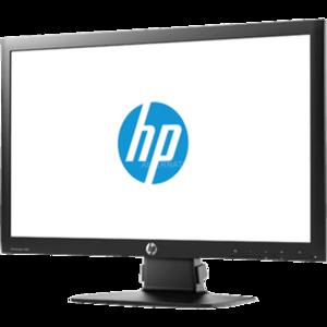 HP ProDisplay P221 - 22 inch - 1920x1080 - 16:9 - DVI-D - VGA - Zwart