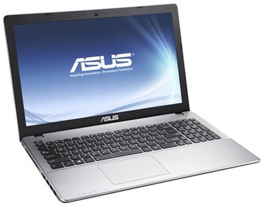 ASUS R510CA - Intel Pentium 2117U - 4GB - 500GB HDD - 15.6 inch  -Touchscreen - Windows 10