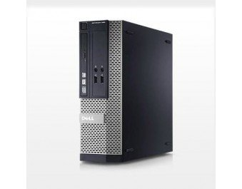 DELL Optiplex 3020 USFF - Intel Core i3-4160 - 4GB - 120GB SSD - DvDRW - Windows 10 Pro