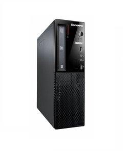 Lenovo Thinkcentre E73 SFF - Intel G3240 - 4GB - 250GB SSD - DvDRW - Windows 10 Pro