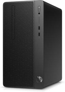 DEMO: HP 290 G2 MT - Core i3-8100 - 4GB - 512GB SSD - DvDRW - Windows 10 Pro