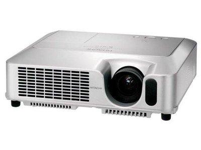 Hitachi CP-X260 - 1024x768 - 4:3 - S-Video - VGA - Composite - Zilver