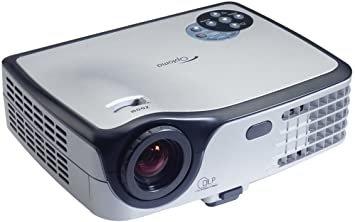 Optoma EP-729 - 1024x768 - 4:3 - VGA - Composite - S-Video - Grijs