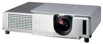 Hitachi CP-X345- 1024x768 - 4:3 - S-Video - VGA - Composite - Zilver