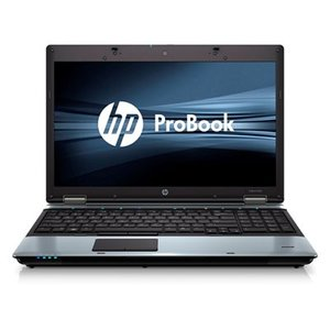 HP ProBook 6550b - Core i5-M450 - 4GB - 320GB HDD - 15.6 inch - DvDRW - Windows 10 Pro - ACCU DEFECT
