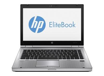 HP EliteBook 8470p - Core i5-3320M - 4GB - 120GB SSD - 14 inch - Windows 10 Pro