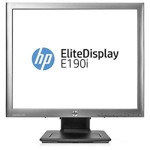 HP EliteDisplay E190i - 19 inch - 1280x1024 - 5:4 - DP - DVI - VGA - Zilver