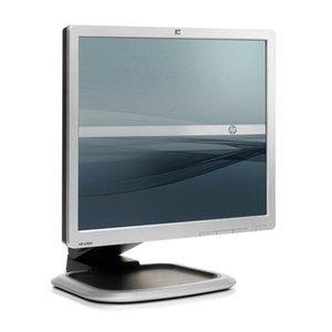 C-KEUZE - HP L1950 - 19 inch - 1280x1024 - 5:4 - DVI-D - VGA - Zilver/Zwart