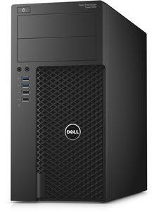 DELL Precision T3620 Workstation - Core i5 6500 - 16GB - 256GB SSD - 2x FirePro W2100 - Windows 10 Pro