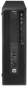 HP Z240 SFF Workstation - Core i5 6500 - 16GB - 256GB SSD - Windows 10 Pro