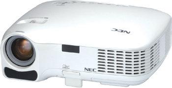 NEC LT35 - 1280x1024 - 5:4 - S-Video - VGA - S-Video - Wit