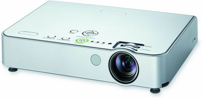 Panasonic PT-LB50NTE - 1024x768 - 4:3 - S-Video - VGA - Composite - Zilver