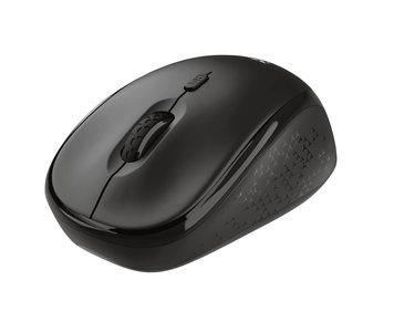 Trust - Muis draadloos - USB Nano ontvanger - Zwart