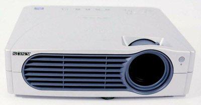 Sony VPL-CS10 - 800x600 - 4:3 - S-Video - VGA - Composite - Zilver