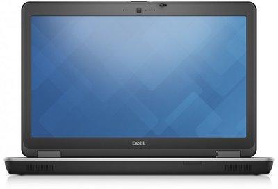 """DELL E6540 - Core i7-4800MQ - 8GB - 256GB SSD - DvDRW - 15.6"""" - Windows 10"""