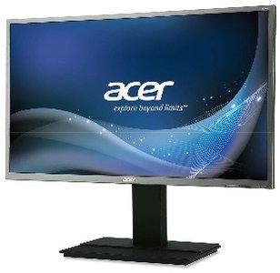 ACER B326HK - 32 inch - 3840x2160 (4K) - HDMI - DVI - DisplayPort - Mini DisplayPort - Zwart