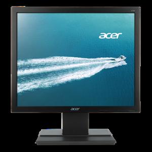ACER V176 - 17 inch LED - 1280x1024 - 5:4 - VGA - Zwart