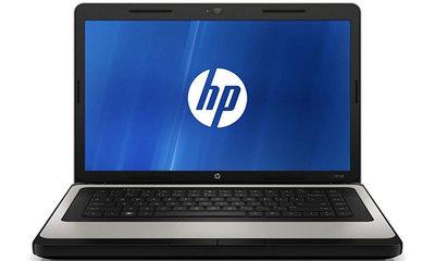HP 630 - Core2Duo P7570 - 4GB - 256GB SSD - 15.6 inch - DvDRW - Windows 10 Pro - ACCU DEFECT